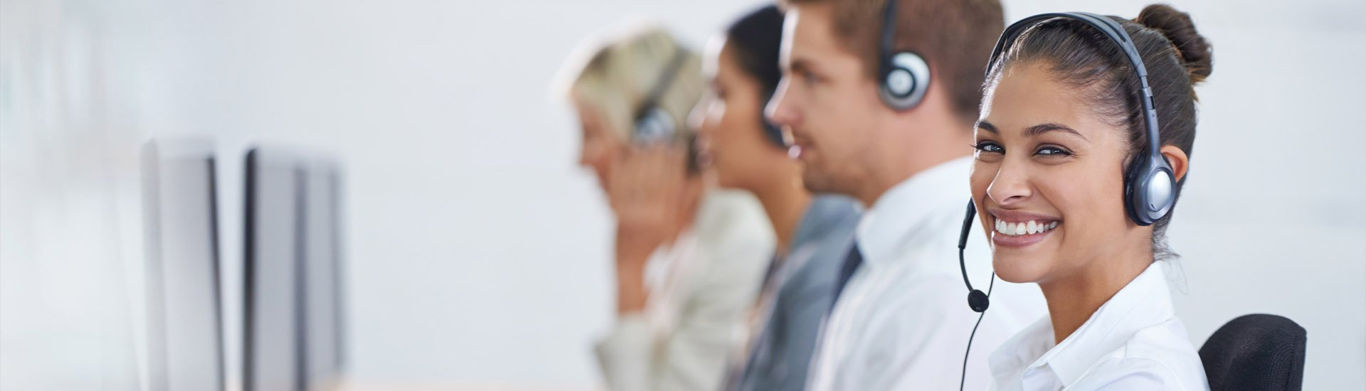 deliver master software customer support call centre
