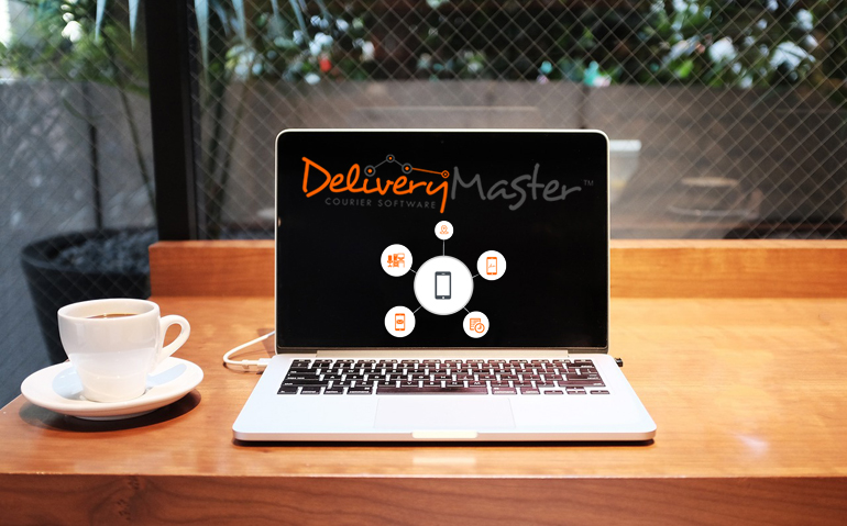 Technology Laptop and Delivery Master Software