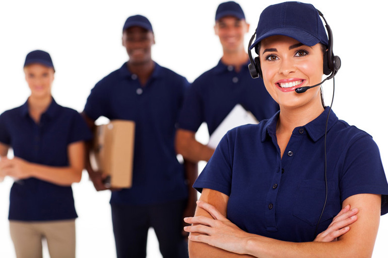professional logistics service dispatcher team members