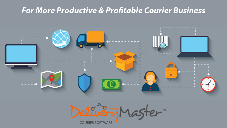 For Productive Courier Company Operations