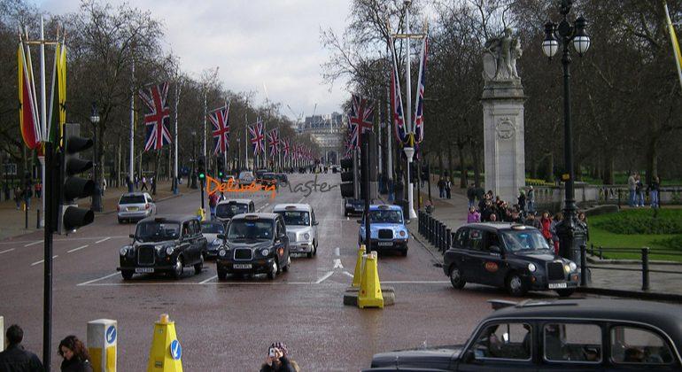 UK London Street