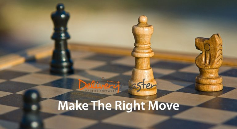 brown and black wooden chess pieces Make the Right Move